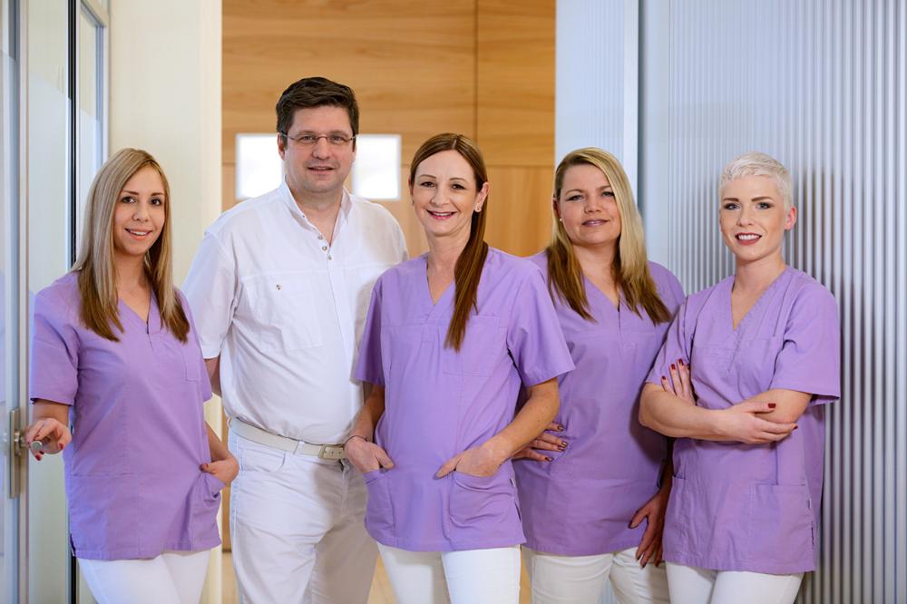 Zahnarzt kennenlernen